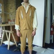 Aenaes costume