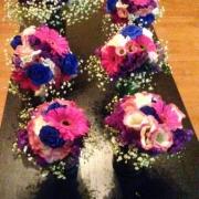 Floral_Wedding bouquets