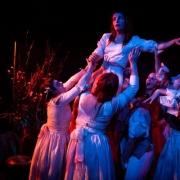 Island - spirits capture Mary Rose