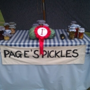 pages pickles stall
