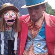 Slender the puppet