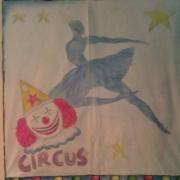 \'Circus\' poster