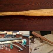 Fake baseball bat