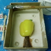 mould for pepper