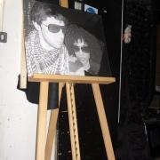 Art portraits 'The Shape of Things'