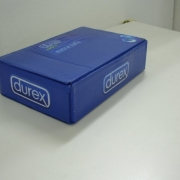 jumbo box of Durex 'Game Plan'