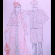 Polena, Shamrayev - Act 1