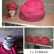 turban seats