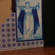 Madonna mural