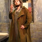 Dr Ragin coat & hat