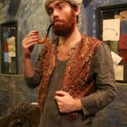 Averyanitch waistcoat & hat